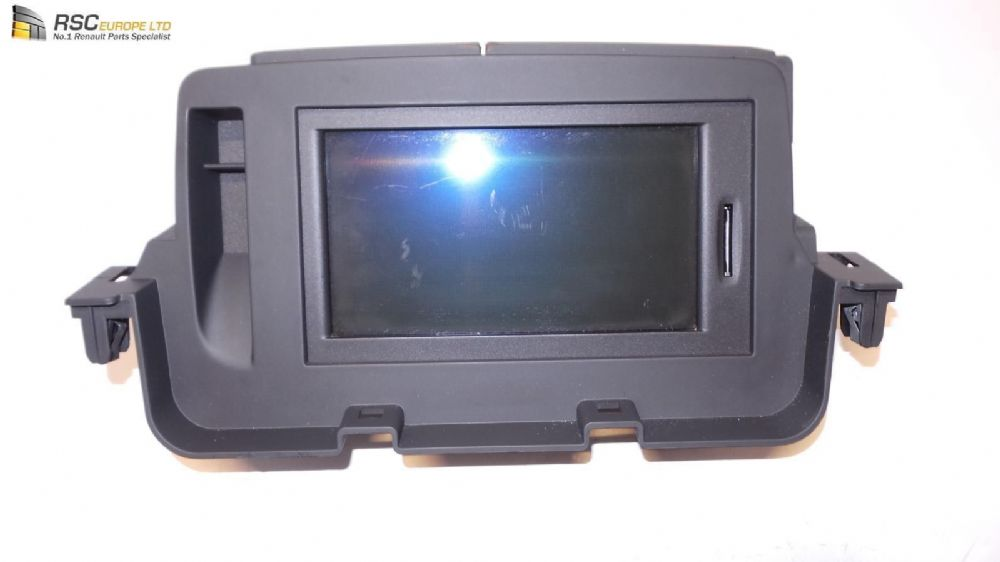 Renault Megane III / Kangoo II Sat Nav Tom Tom Display Screen 259156554R